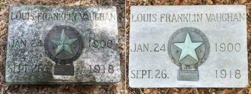 cemeterian veterans work