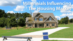 millennials impacting market