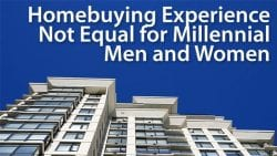 millennial homebuyer men vs women