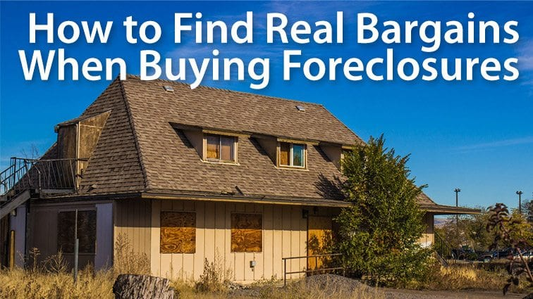 How to buy a foreclosed home | Mortgage Rates, Mortgage News