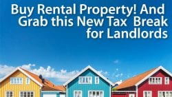 tax breaks for landlords