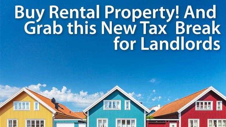 tax breaks for landlords