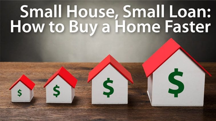 buy a small house