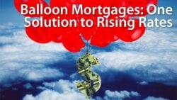 what is a balloon mortgage