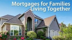 mortgages for multigenerational families