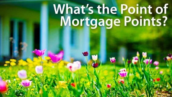 pay mortgage points