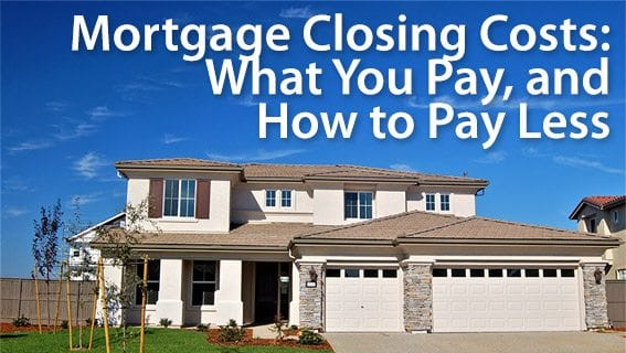 guide to mortgage closing costs