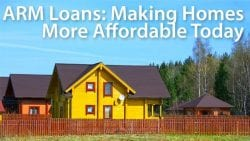 ARM loans with lower mortgage rates
