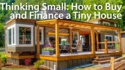 tiny house mortgage