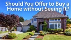 making an offer on a home