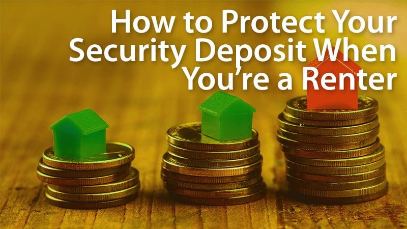 renters how to protect security deposit