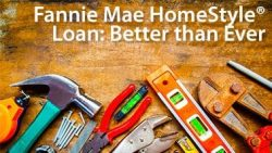 homestyle mortgage updates