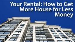 find rental homes
