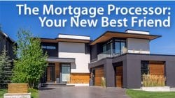 mortgage loan processor
