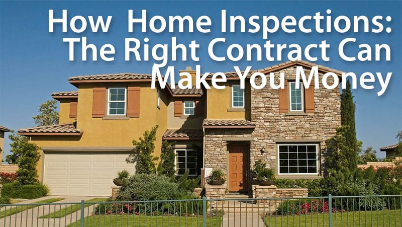 home inspection saves you money