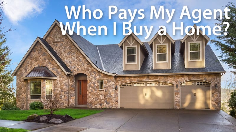 How much do real estate agents make from my home purchase