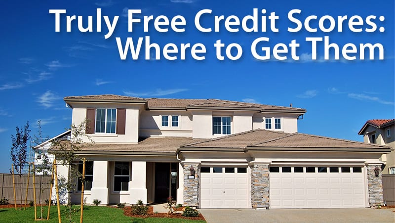 free credit scores, credit scores for free