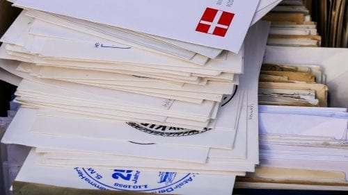 Forwarding mail: How to get your mail at your new place