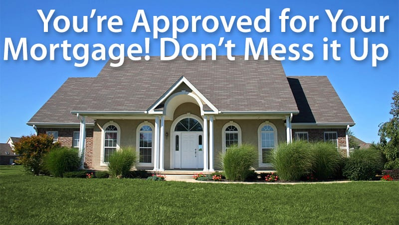 home closing mistakes