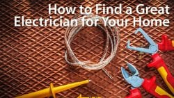 find a licensed electrician in my area