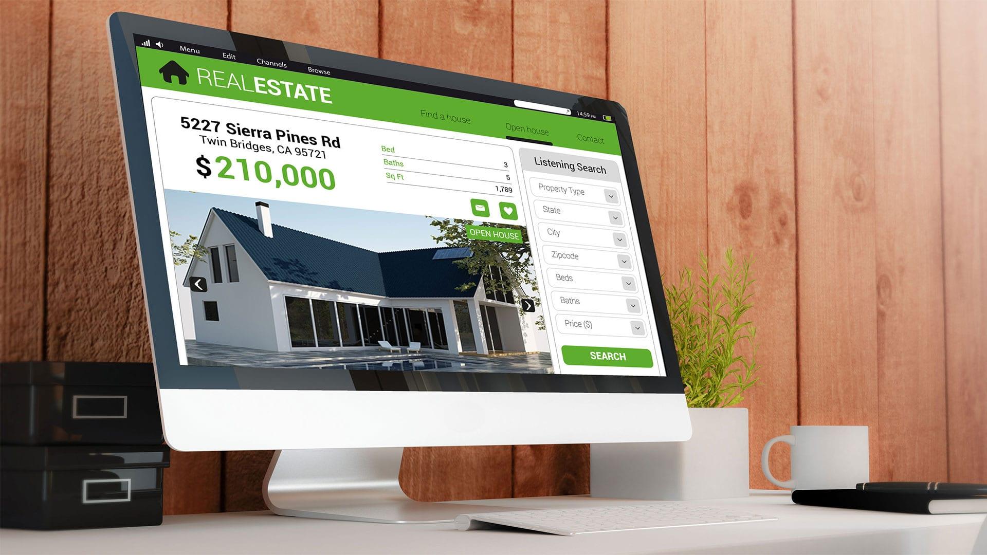 big data, real estate, mortgages