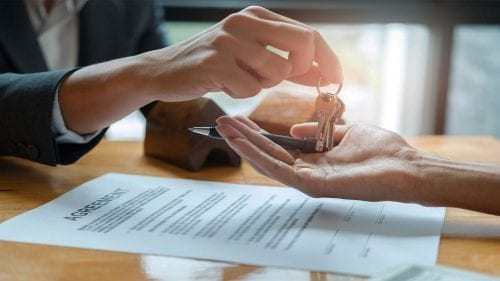 How do I finalize my offer to buy a home?