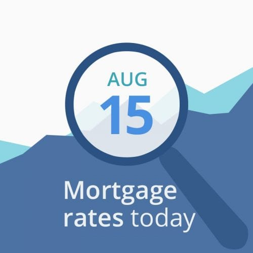 Mortgage Rates Today August 15 2018