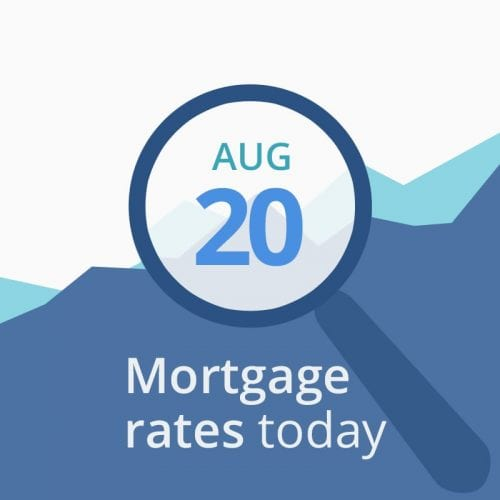 mortgage rates today, current mortgage rates, today's mortgage rates