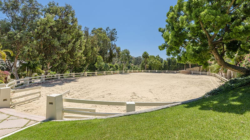 Cher Mansion Equestrian Riding Rings