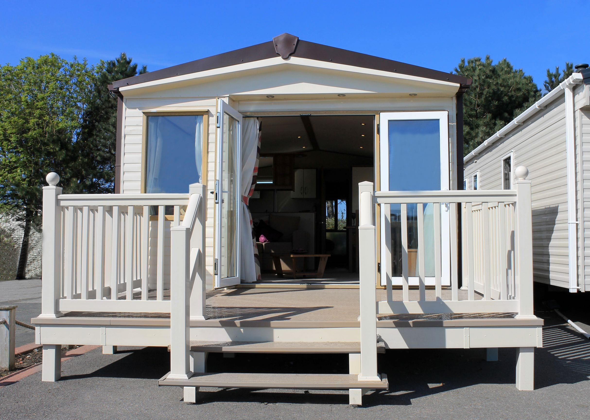 Can you buy a new manufactured home with a USDA home loan