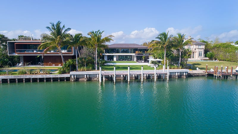 DJ Khaled Mansion Waterfront | The Mortgage Reports