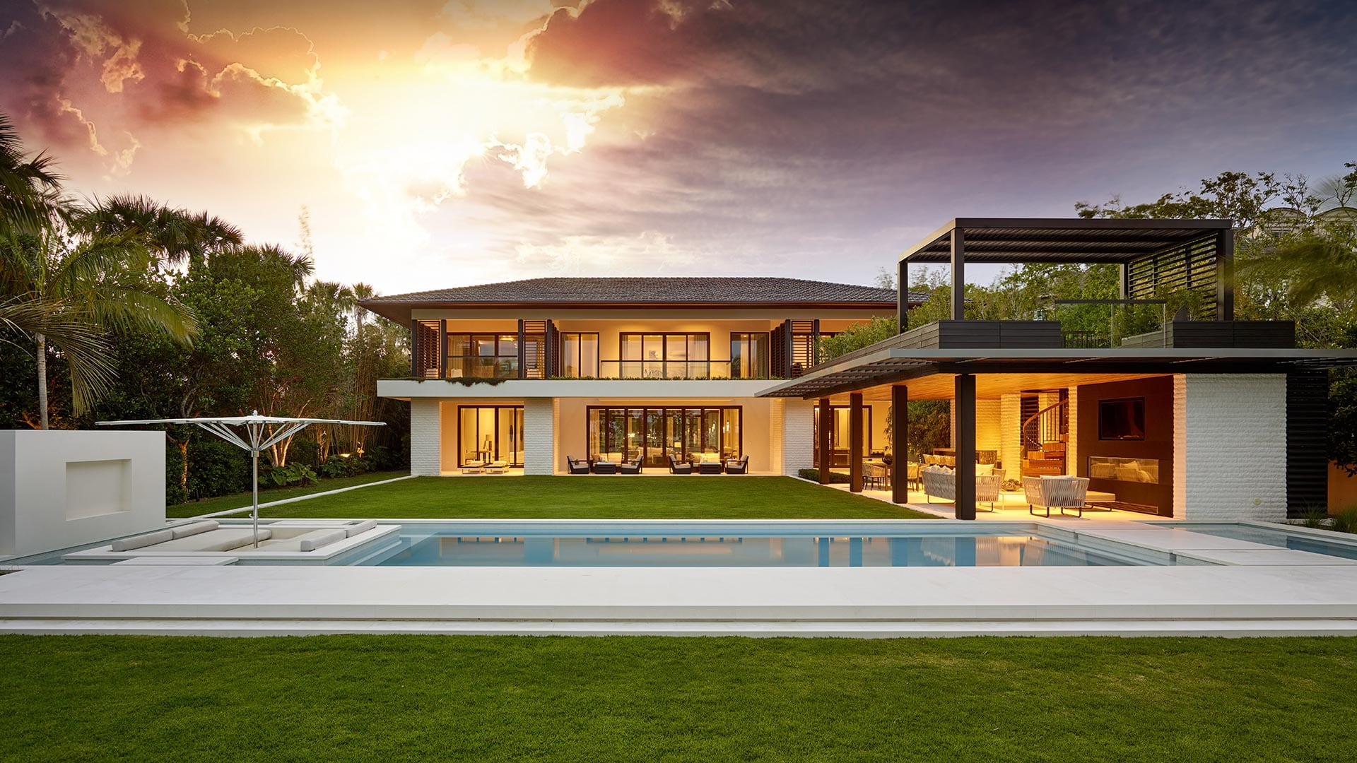 Mortgage Down Payment Calculator >> For DJ Khaled, buying this $25.9M crib was a no brainer | Mortgage Rates, Mortgage News and ...