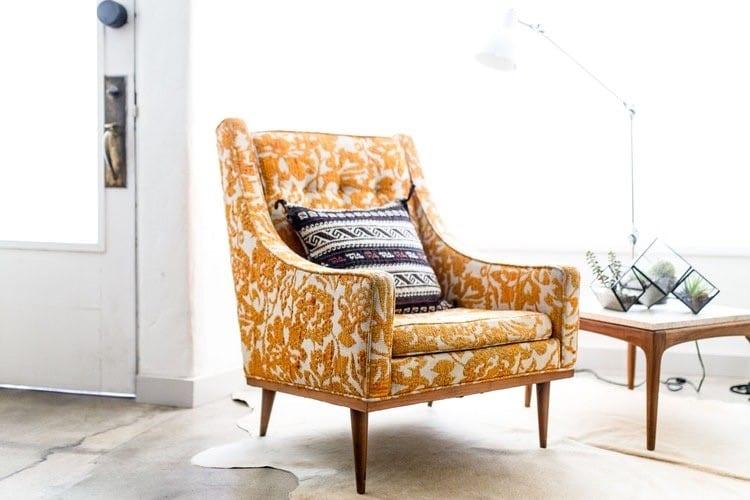 Floral patterns - 2019 home design trends