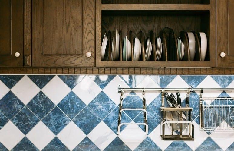 Bright kitchen backsplashes - 2019 home design trends