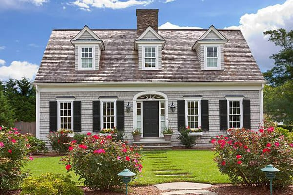 popular types of homes cape cod