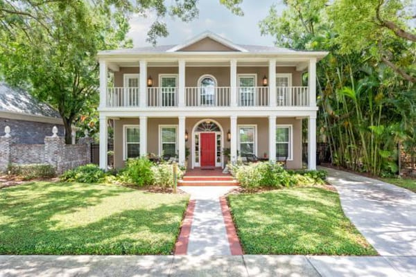 popular types of homes southern