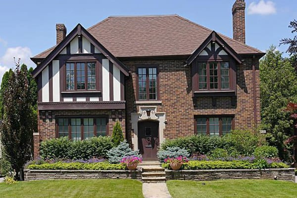 popular types of homes tudor