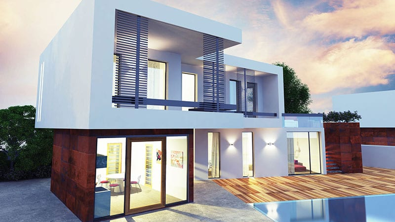Modern Homes The Style Millennials Love Mortgage Rates Mortgage News And Strategy The Mortgage Reports