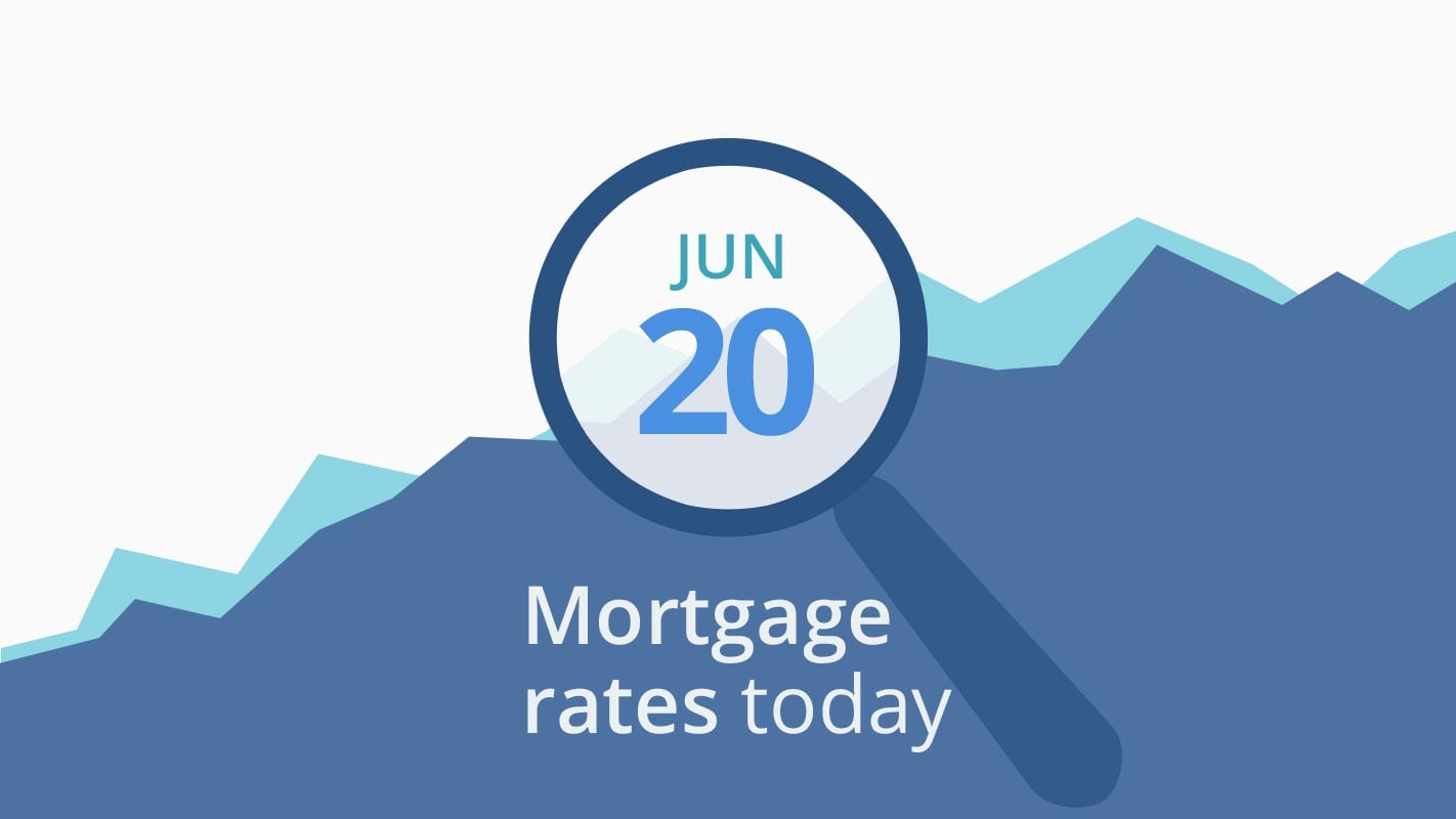 Refinance Rates Today >> Mortgage Rates Today June 20 2019 Plus Lock Recommendations