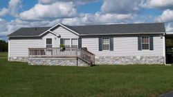 Finance a manufactured home with a personal loan