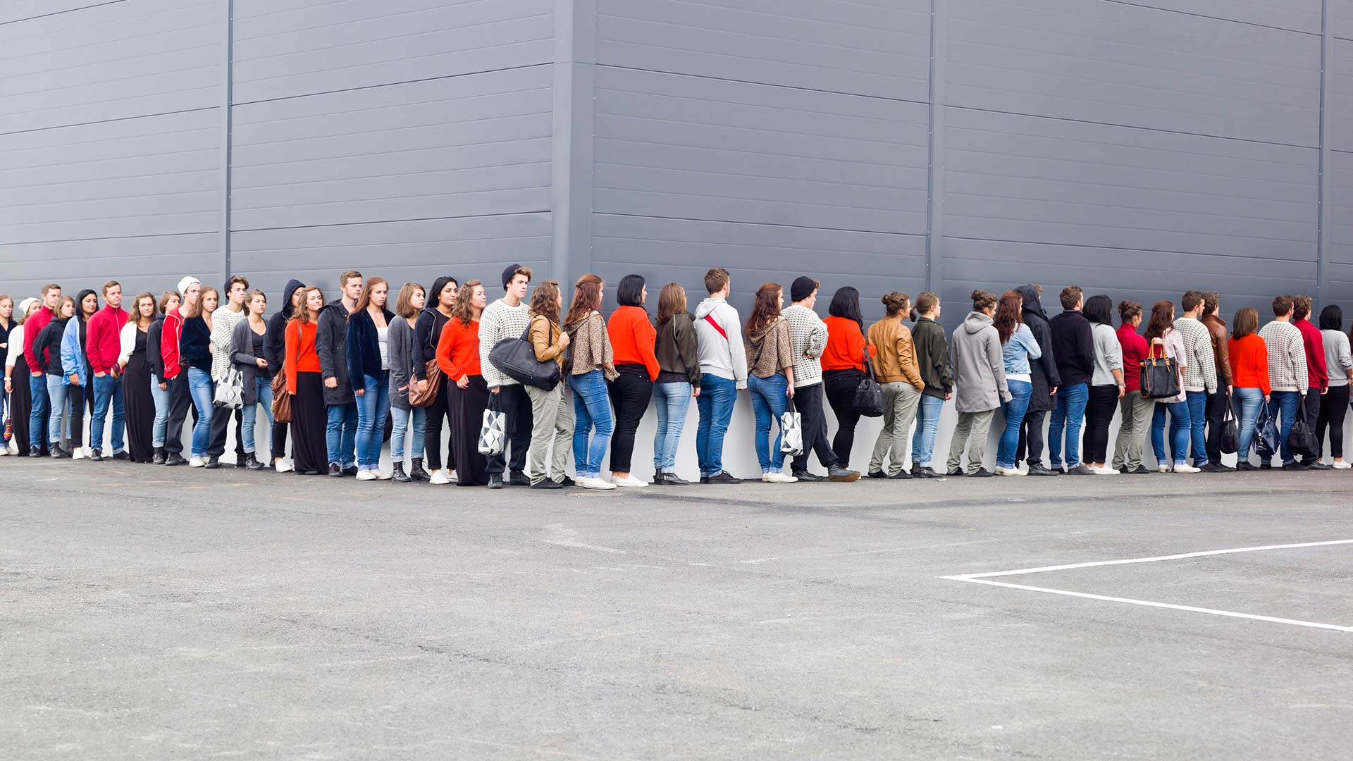 refinance your mortgage now or wait in a very  very long line