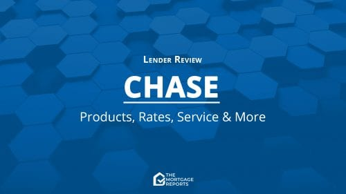 Chase Mortgage Review for 2021
