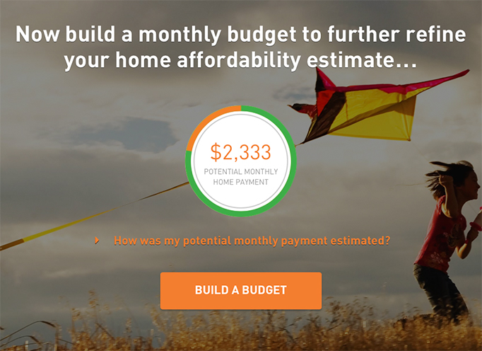 PNC Home Insights planner online tool
