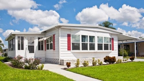 Mobile home refinancing: Loan options and requirements