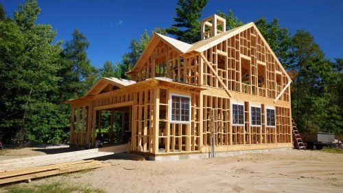 USDA construction loans: Buy land and build a home with a USDA loan