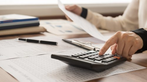 How to calculate commission income for a mortgage